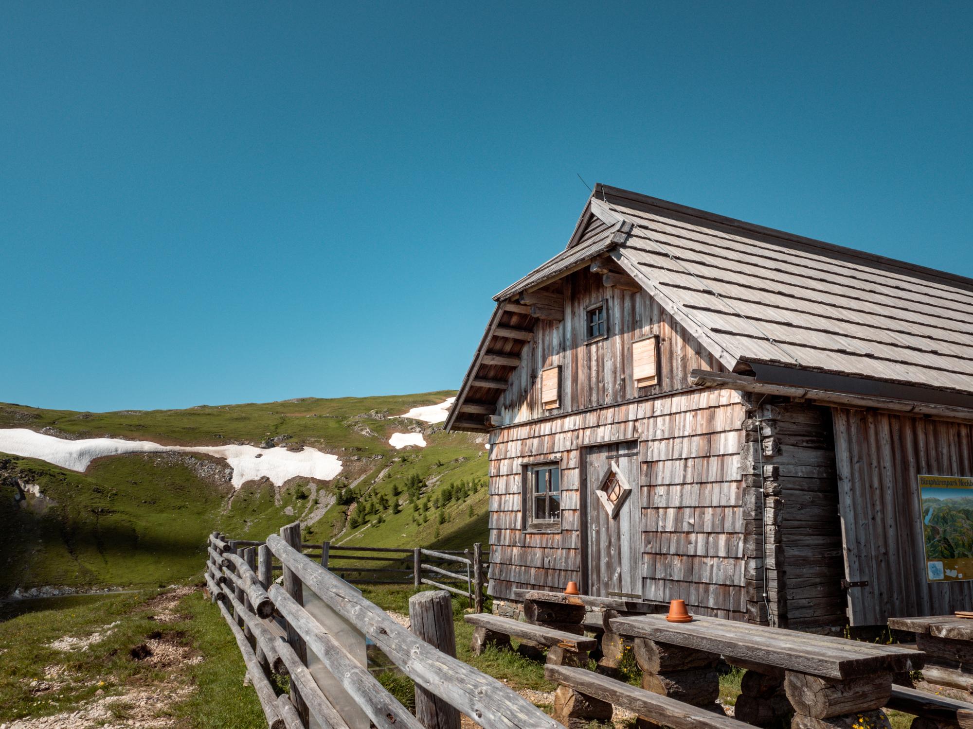 Hütte Kärnten Bucket List Österreich