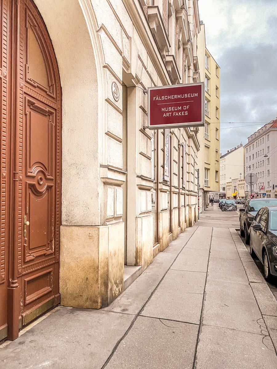 Museum of Fake Arts Vienna