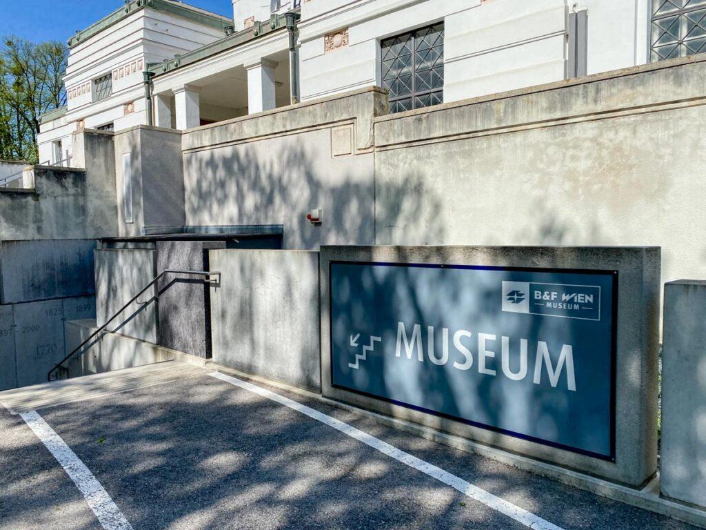 Bestattungsmuseum Zentralfriedhof