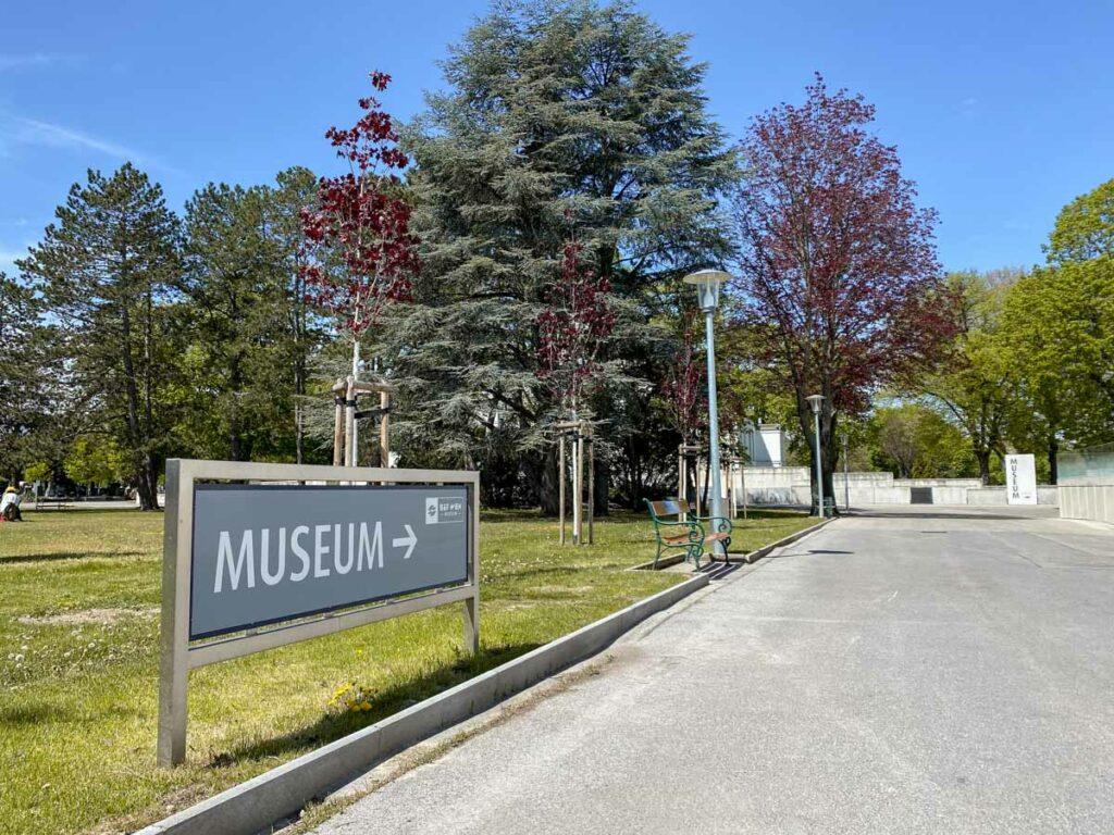 Bestattungsmuseum Zentralfriedhof Wien