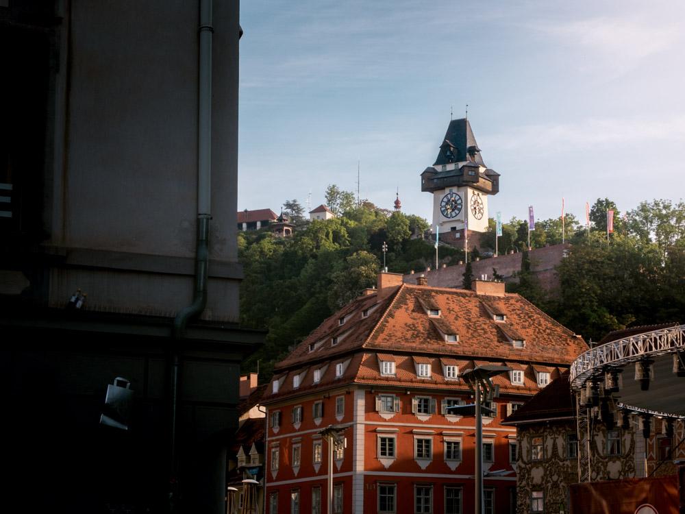 Graz Schlossberg Podcast