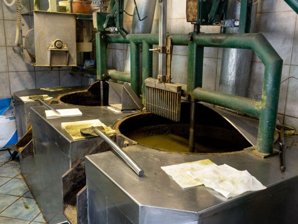 Kürbiskernöl Herstellung